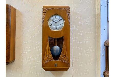 Đồng hồ cổ FFR bộ máy phẩy hiếm gặp âm thanh ngân nga nhập pháp